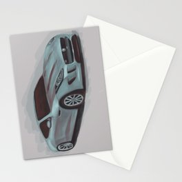 F-Type Stationery Cards