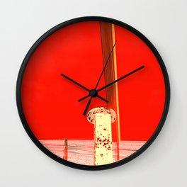 SquaRed: Сitizenship Wall Clock