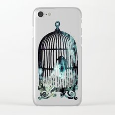 Shoved: Victoria - The Dweller in the Dark Clear iPhone Case