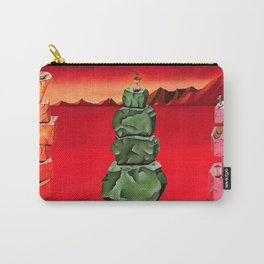 lust (seven deadly sins) Carry-All Pouch