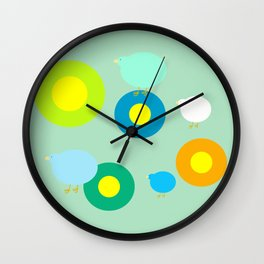 Surprise Wall Clock