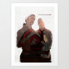 True Detective - After You've Gone Art Print