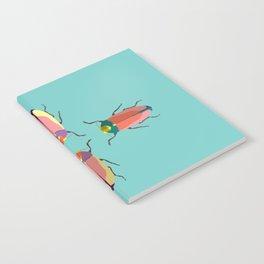 Happy beetles Notebook
