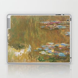 The Water Lily Pond by Claude Monet Laptop & iPad Skin