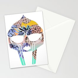 mf doom Stationery Cards
