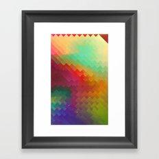 pyky Framed Art Print
