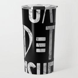 Siouxsie And The Banshees LOGO Poster I Travel Mug