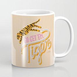 Go Get 'Em Tiger – Melon Coffee Mug