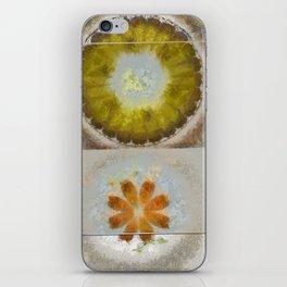 Heronbill Content Flower  ID:16165-155700-92131 iPhone Skin