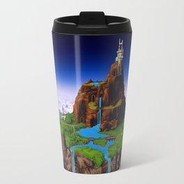 Floating Kingdom of ZEAL - Chrono Trigger Travel Mug
