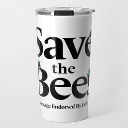 SAVE THE BEES - GOLF WANG Travel Mug