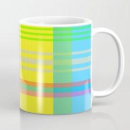Easter Plaid Coffee Mug