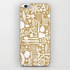 mod kitchen iPhone Skin