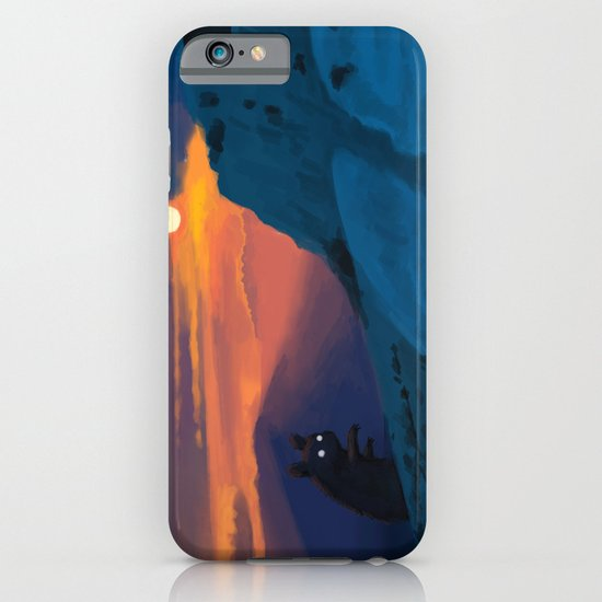 Wanderer iPhone & iPod Case