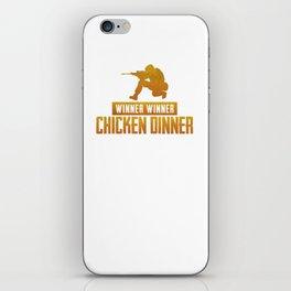 Chicken Dinner - PUBG iPhone Skin
