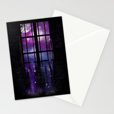 Let the Stars Flow Into You Stationery Cards