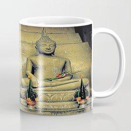 Flowers & Stone. Coffee Mug