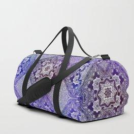 the big blue of 4 diamonds Duffle Bag