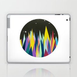 Zackenpunkt No. 4 Laptop & iPad Skin