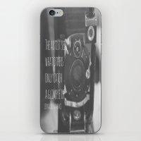 da vinci iPhone & iPod Skins featuring See Leonardo da Vinci by KimberosePhotography