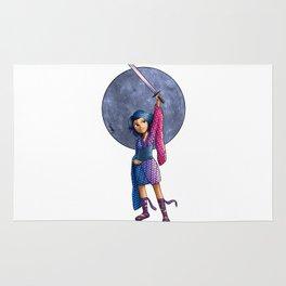 Mercury Princess Rug
