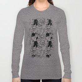 Oh French Bulldog Long Sleeve T-shirt