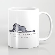Monoprinting Le Petit Prince Mug