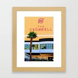 The Cromwell  Casino in Las Vegas Framed Art Print