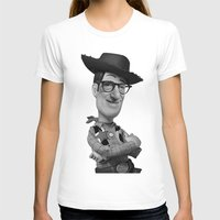 woody T-shirts featuring Woody by Eric Siv