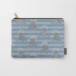 Jellyfish elegance Carry-All Pouch