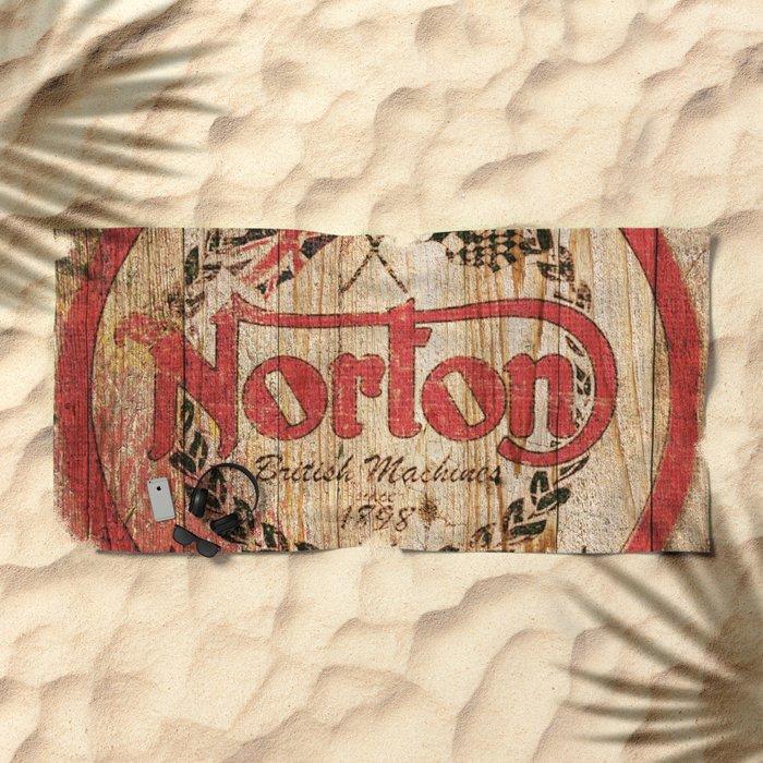 Norton Beach Towel