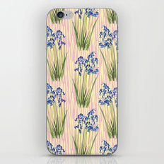 Bluebell Meadow iPhone Skin