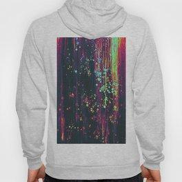 acryl colors artwork Hoody