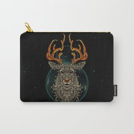 Oh Deer Carry-All Pouch