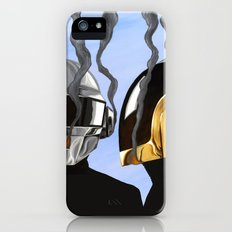 Daft Punk Deux iPhone (5, 5s) Slim Case