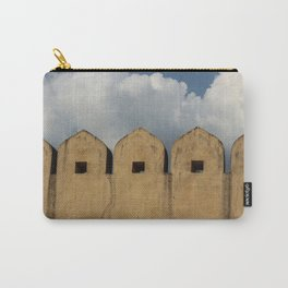 Clouds Over Windows Carry-All Pouch