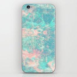 Ocean Foam iPhone Skin