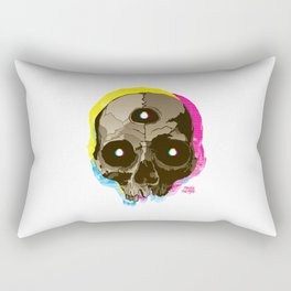 Third Eye Rectangular Pillow