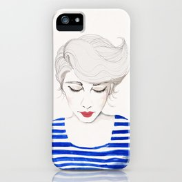 Wow, Stripes! iPhone Case