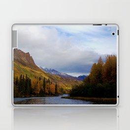 Matanuska River Alaska Laptop & iPad Skin