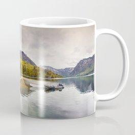 Lake Bohinj Coffee Mug