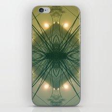 Quad Tree #3 iPhone & iPod Skin