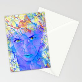 Electric Reality Stationery Cards