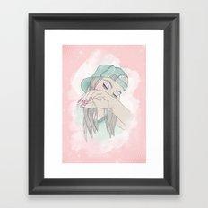 Thea Framed Art Print