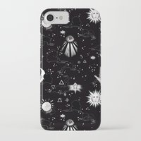 spiritual iPhone & iPod Cases featuring Spiritual Alchemy by Deborah Panesar Illustration