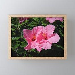 Faithful Fling Framed Mini Art Print