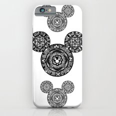 Mickey Mouse Mandala Slim Case iPhone 6s