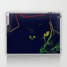 pillow hog Laptop & iPad Skin