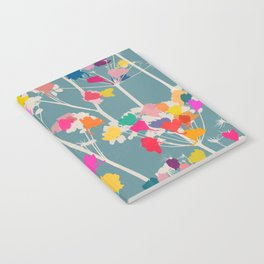 cow parsley 1 Notebook
