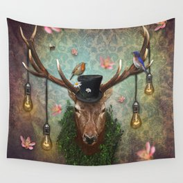 Ready For Spring Wall Tapestry